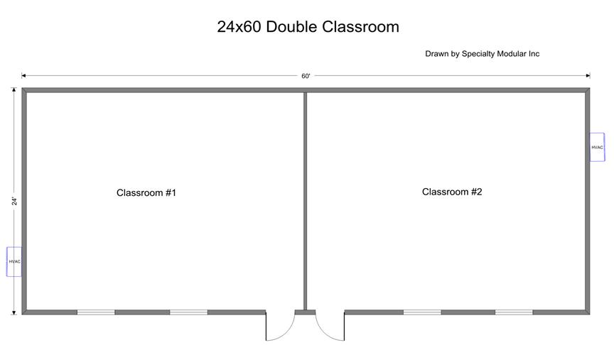 Modular Classroom Floor Plans ~ Specialty modular inc floor plans for prefab buildings